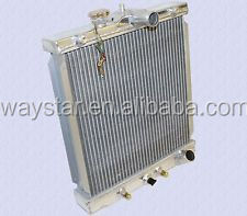 full aluminum racing radiator for HONDA CIVIC 06-09