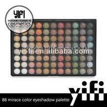 Wholesale 88 Color Eyeshadow Palette 88MI spray flower color