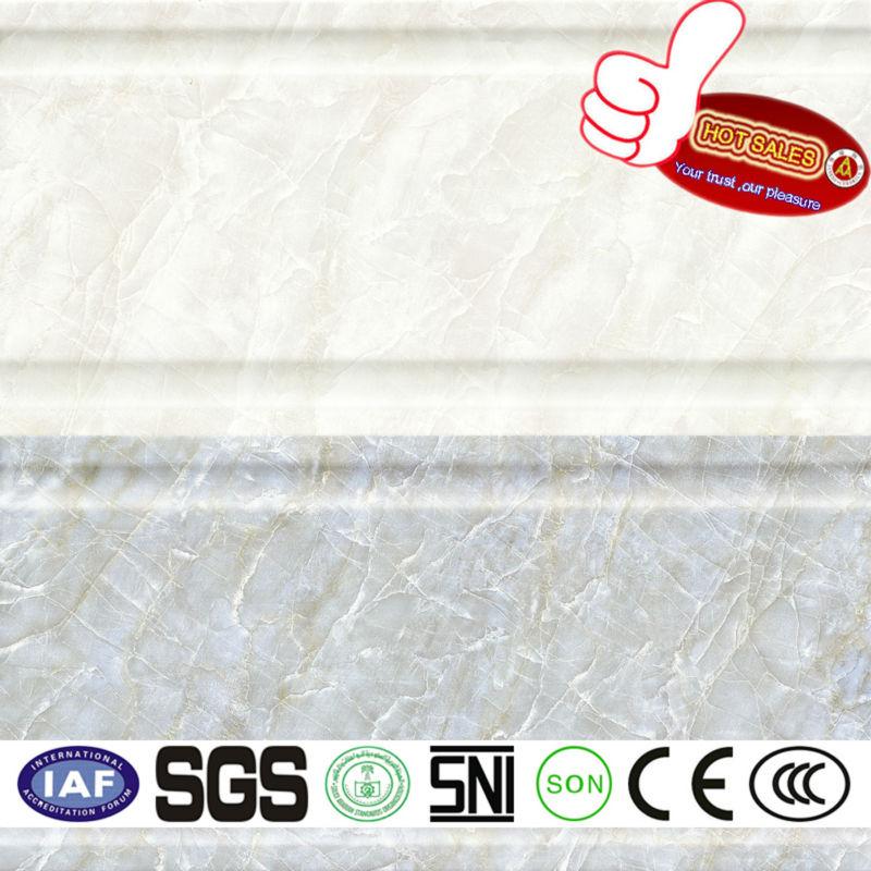 12x24 gris 3d carrelage mural en c ramique for Bordure carrelage mural