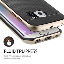 High Quality Neo Hybrid TPU Case For Galaxy S6 Edge