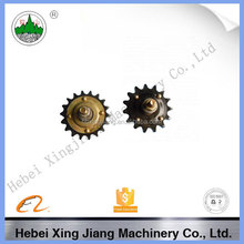 Hebei Agriculture Harvester Chain Wheel For Pangkou Harvester Parts