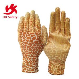 2017 sıcak satış yeni ürünler ucuz peculia kadınlar çalışma pu eldiven ex-fabrika fiyat