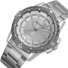 2015 waterproof quartz movement stainless steel back watch promotion discount price