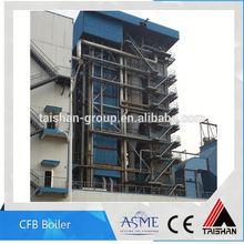 Coal Fired CFB Power Plant Boiler