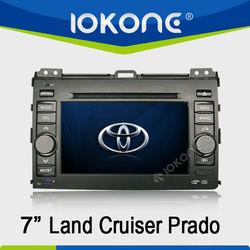 Toyota Land Cruiser Prado In Dash Navi Wholesaler In Dash Multimedia Factory