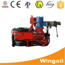 API casing and tubing no-die-mark tool with torque test machine for water well drilling equipment