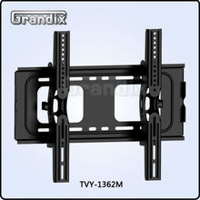 Tilting 15degrees up and down tilting lcd tv wall mount