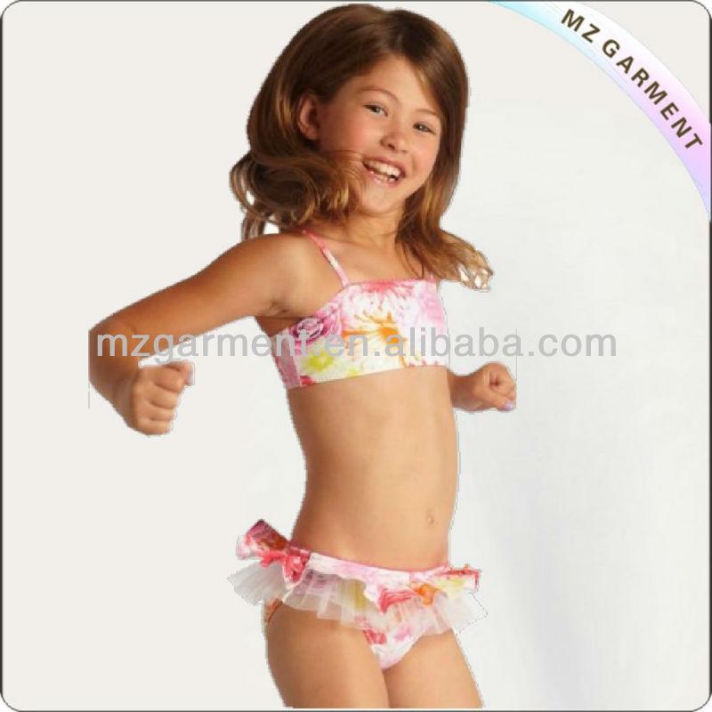 sexy Traje De Baño De Niños Bikinis