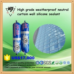 High grade neutral curtain wall silicone sealant manufacturer