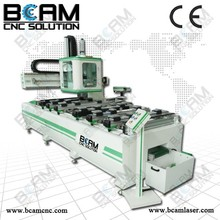 Good steady PTP table design cnc router for composite door BCMS1330