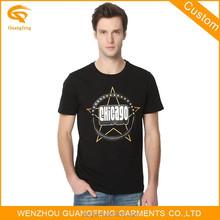 65% Cotton 35% Polyester t Shirt Wholesale Brand t Shirt/ Man Clothes