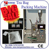 Shagnhai Manufacturer Automatic Tea bag packing machine with inter and outer bags/tea bag packing machine with envelope