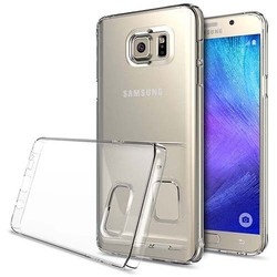 Cover Case For Samsung Galaxy Note 5, Ultra Thin Transparent TPU Soft Case For Samsung Galaxy Note 5