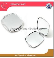 hot sale round shape comestic mirror, folding comestic mirror, promorion comstic mirror