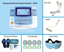 strong digital acupuncture stimulator therapy EA-VF29