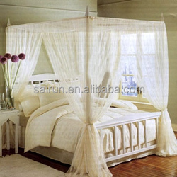 very large anti-malaria long lasting insecticide treated outdoor rectangular mosquito net bed tent swing for double bed/LLIN
