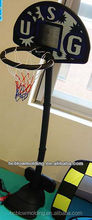 OEM Adjustable outdoor Basketball Stand withbasketball hoop height