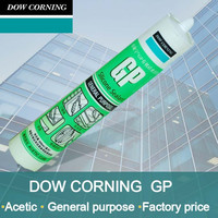 water resistant general purpose neutral acetic silicone sealant