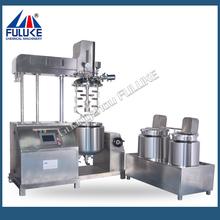 Fuluke cosmetics manufactur emulsifying machinery/Vacuum Emulsifying Mixer