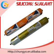 Cheap price non-toxic glass silicone sealant
