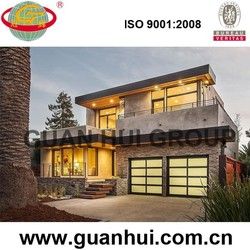 Luxury design light steel prefabricated apartments building