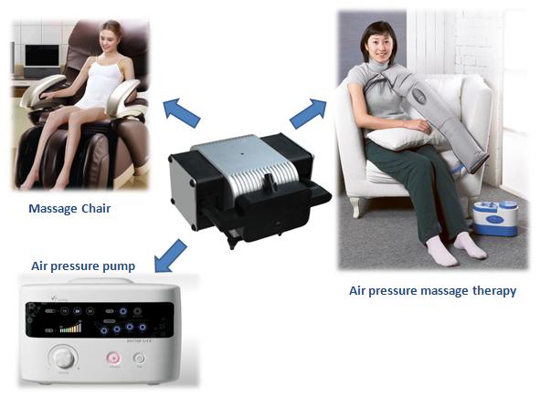 good quality medical massage chair air pump new cheap 12v dc pump motor