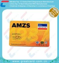 1k byte User Memory RFID Card