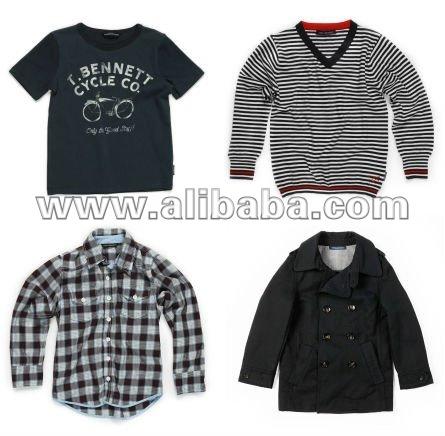 Niño camisetas