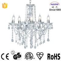 modern chandelier 2011/chrome chandelier/ modern chandelier crystal light NS-120201C-R1