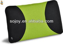 Angle Adjustable Lumbar Massage Cushion/Foldable massage lumbar cushion