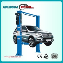 Auto 2 Post Hydraulic Lift/clean floor Car Lift/Two colum Lift for Car APL-6240E