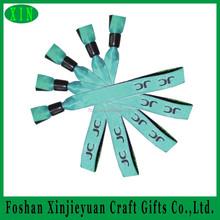 New polyester handicraft customzied woven unisex wristband