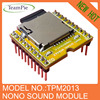 MP3 sd speaker mini sound chip