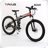 Tailg 26'' sports fat bike pure electric bicycle