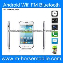 La mejor marca de teléfonos celulares chinos S3 Mini