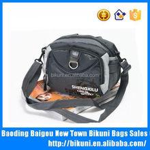 Suitable for teens nylon sport bag handbag nylon sport travel bag running trendy waist bag