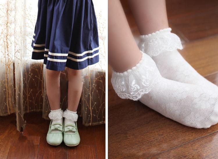 Wholesale girls cotton fashion teen girls socks young ...