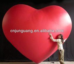 2015 giant lovely inflatable Heart Balloon