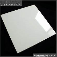China foshan nano super white polished porcelain floor tiles 600x600