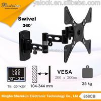 Heavy duty steel angle brackets import from China 858CB