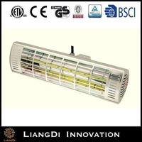 High Quality used infrared heaters waterproof IP65 (bar electric patio heater)