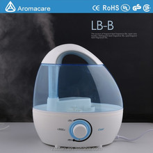 Cool mist ultrasonic humidifier for sale with CE