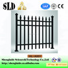 Black Aluminum Fence ISO9001 20 years factory