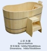 Alibaba China Mini Wood Bath Tub Prices,Wooden Barrel Bath Tub