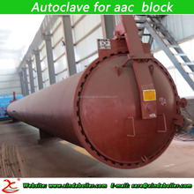 China Henan famouse brand Government Authorized Sand Autoclave Aerated Concrete AAC block plant