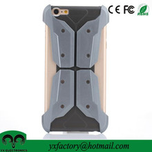 cheap chinese mobile accessories armor pc mobile phone case wholesale for iphone 6 plus case cover