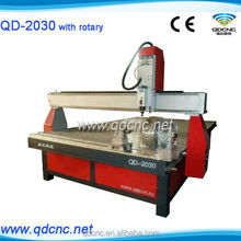 used cnc machines/CNC Wood Carving Machine/wood cnc router QD-2030