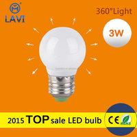 2 years Warranty new style Aluminum+glass white e27 12 volt led bulbs