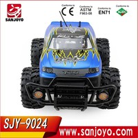 1:8 Scale Monster Truck RC 4WD Off-Road Series radio control buggy car 4wd rc monster truck SJY-9024 rc car for sale