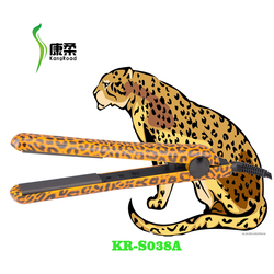 Good quality 1.25 inch proessional home and salon use hair straightener